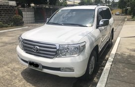 2011 Toyota Land Cruiser 200