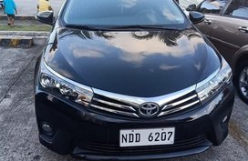 Black Toyota Corolla altis for sale in Rizal