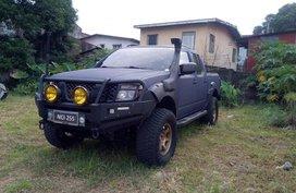 Selling Black Nissan Navara 2009 in Manila
