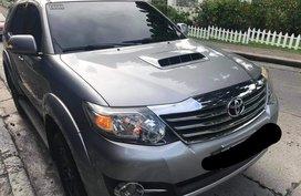 2015 Toyota Fortuner 4x2 V DSL A/T