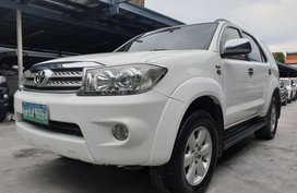 Toyota Fortuner 2011 G Diesel Automatic