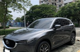 2018 Mazda CX5 Sport AWD (Top of the Line variant)