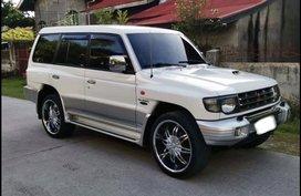 2001 Mitsubishi Pajero Fieldmaster 180000