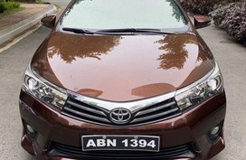 Brown Toyota Corolla for sale in Burgos