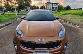 Selling Brown Kia Sportage in Marikina