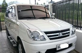 White Mitsubishi Adventure for sale in Lucban