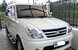 White Mitsubishi Adventure for sale in Lucban