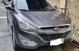 Grey Hyundai Tucson for sale in Quezon