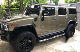 Brown Hummer H2 for sale in Quezon City