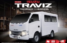 Sell Pearl White 2020 Isuzu Traviz in Manila