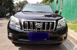 Black Toyota Land Cruiser Prado 2013 for sale in Mandaluyong