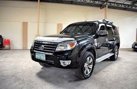 2011 Ford Everest Limited AT 528t Nego Batangas Area