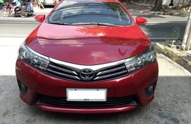 2014 Toyota Corolla Altis 1.6 G A/T