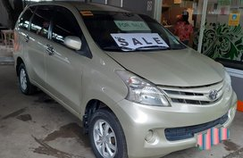 Silver Toyota Avanza 2013 for sale in San Jose