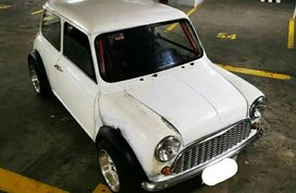 Selling Pearl White Mini Cooper 0 in Quezon