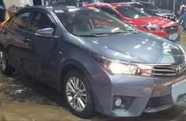 Sell Grey Toyota Corolla Altis 2015 in Quezon City