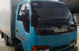 Sell Blue 2000 Isuzu Elf in Pilar