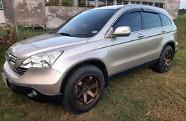 Selling Silver Honda CR-V 2007 in Lupao