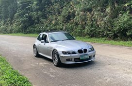 Sell Silver 1999 BMW Z3 in Quezon City
