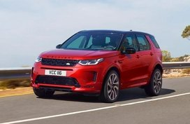 Land Rover Discovery Sport S 2.0 S AT