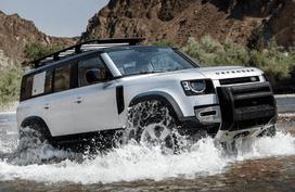 Land Rover Defender Urban MHEV 3.0 AT