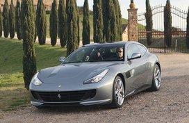 Ferrari GTC4Lusso T 3.9 V8 AT