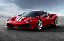 Ferrari 488 Pista 3.9 V8 AT