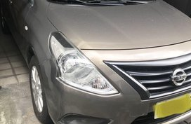 Silver Nissan Almera 2017 for sale in Manila
