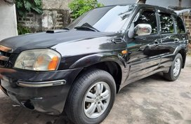 Selling Black Mazda Tribute 2004 in Manila
