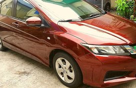 Red Honda City 2007 for sale in Pasig City