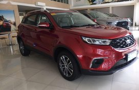 Red Ford Territory for sale in Makati