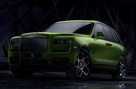 Rolls-Royce Cullinan V12 Black Badge 6.7 AT
