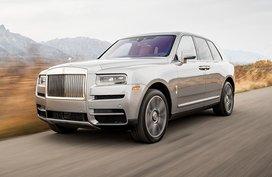 Rolls-Royce Cullinan V12 6.7 AT