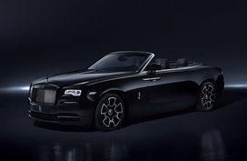 Rolls-Royce Dawn V12 Black Badge 6.6 AT