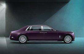 Rolls-Royce Phantom EWB 6.7 AT