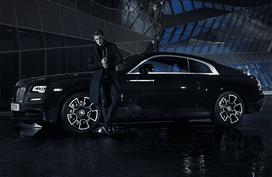 Rolls-Royce Wraith V12 Black Badge 6.6 AT