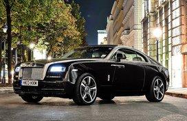 Rolls-Royce Wraith V12 ZF 6.6 AT