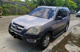 Honda CRV 2003 Manual