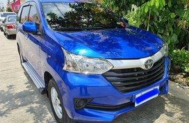 Toyota Avanza E 2016 AT