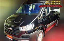 2019 BRAND NEW HYUNDAI H350 DIESEL CUSTOMIZED 9 SEATER