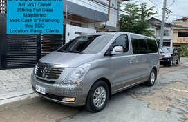2015 Grand Starex Swivel A/T VGT Diesel
