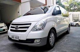 Hyundai Starex VGT 2017
