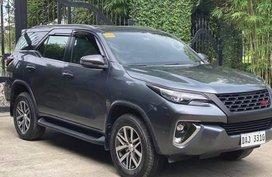 Toyota Fortuner V 4x2 2019