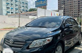 Extreme Black 2009 Toyota Corolla Altis in Pristine Condition