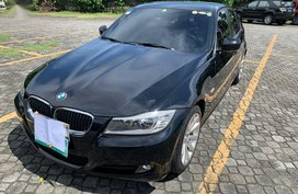 Black BMW 318I 2012 for sale in Manila