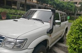Selling Pearl White Nissan Patrol 2007 in Parañaque