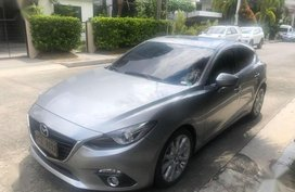 Silver Mazda 3 2010 for sale in Manila