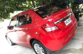 Silver Suzuki Swift dzire 2014 for sale in Manila