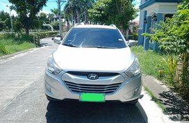 Silver Hyundai Tucson 2011 for sale in Cabuyao