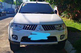 White Mitsubishi Montero Sport 2013 for sale in Quezon City